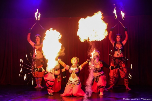Goondarani bei Just Dance VII 2017